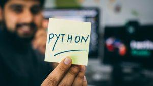 aprender a programar en python